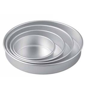 TORTIERE IN ALLUMINIO diametro mm 140 BORDO mm 30-45