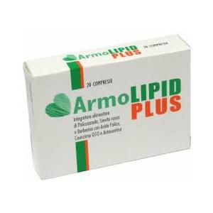 ARMOLIPID PLUS 20 COMPR