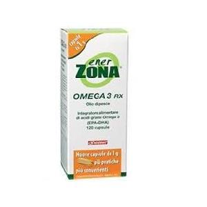 ENERZONA OMEGA 3 RX 120 CAPS.