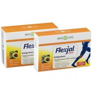 FLEX JAL FORTE 30 CAPS.