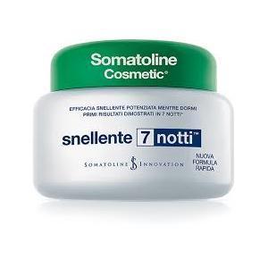 SOMATOLINE C SNELL. 7 NOTTI 400ml