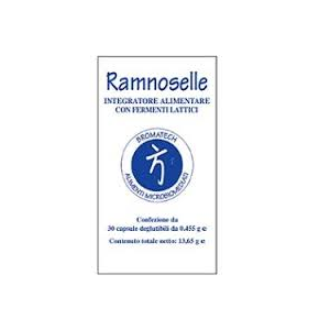 RAMNOSELLE 30 CAPS.