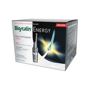 BIOSCALIN ENERGY FIALE ANTICADUTA UOMO (10 FIALE)970406892
