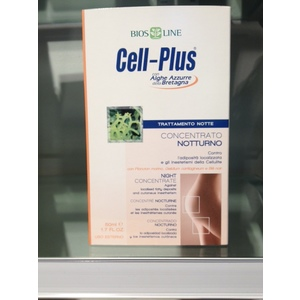 CELL-PLUS CONCENTRATO NOTTURNO