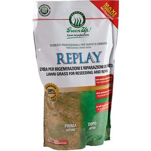 Semi GreenUp Replay 1,2 kg per rigenerazione - Immagine Verde