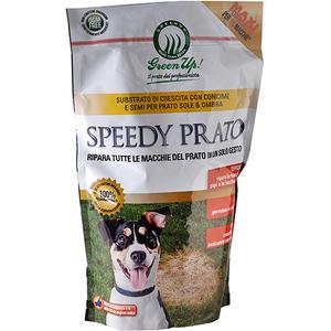 Semi per riparazione prato Speedy Prato GreenUp 1,5 kg - Immagine Verde
