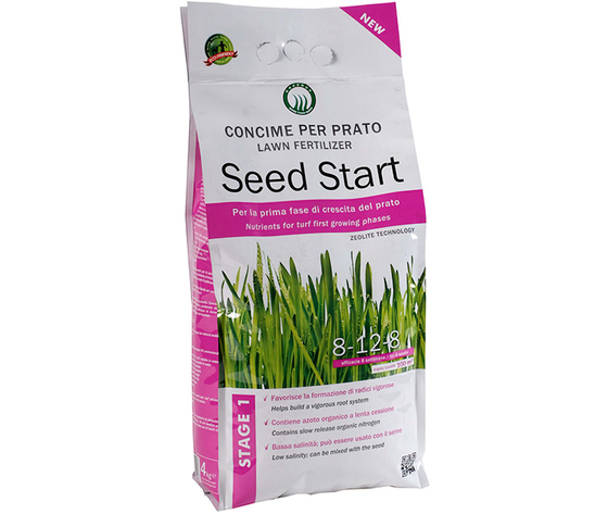 Green up seed start