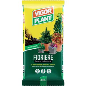 Terriccio fioriere Vigorplant - Immagine Verde