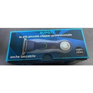 MINI CLIPPER RETRO' TAGLIO ZERO RUPG72