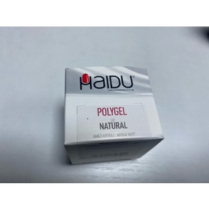 POLYGEL HAIDU NATURAL 30 GR