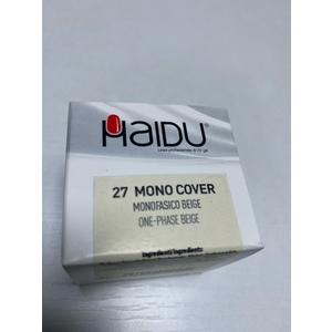 GEL MONOFASICO BEIGE MONO COVER 27 HAIDU 30 GR