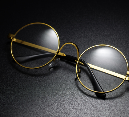 Classic round eyeglasses 9q5ec7r