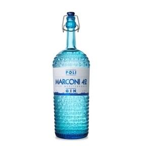 "Gin poli ""marconi 42"" mediterraneo"