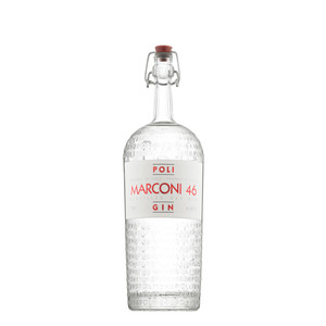 "Gin poli ""marconi 42"" dry"