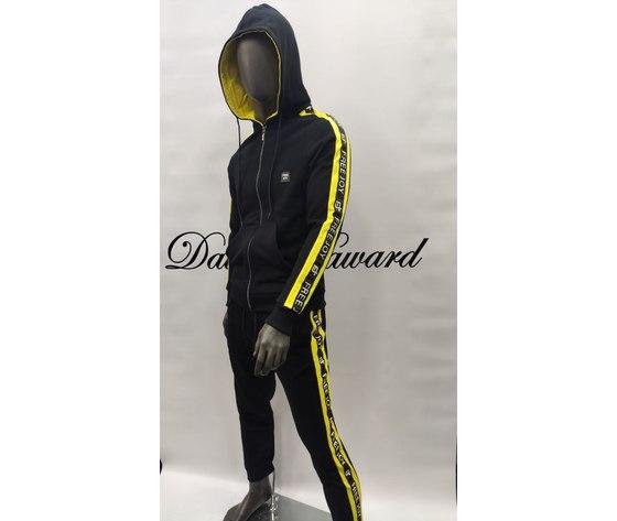 Fj2521 fj2521 xs nero giallo 2
