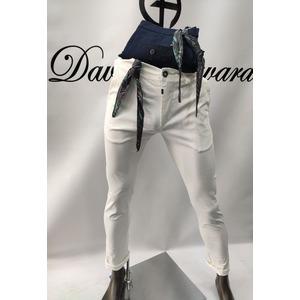 Pant SONG5 5301S Pantaloni elasticizzati vestibilita' slim