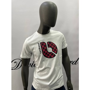 T-Shirt TE006 JRY CHECKERBOARD Vestibilita' street slim