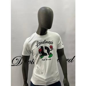 T-Shirt TE045 JRY CASSIUS BOXER. Vestibilita' street slim