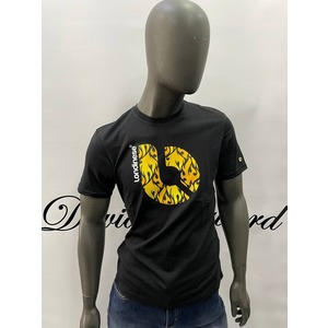 T-Shirt TE034 JRY REBEL FLAME Vestibilita' street slim