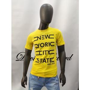 T-Shirt Free Joy Vestibilita' slim