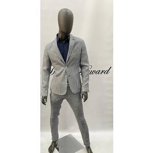 Pantalone Joyero a righe sagomato vestibilita' slim