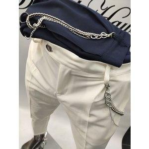 Pantalone Miguel Bharros Modello.Vestibilita' Slim