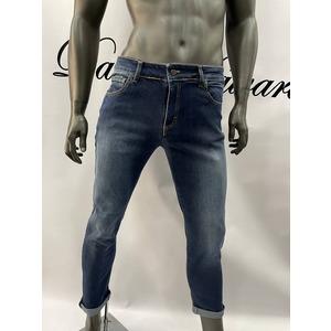 Jeans Free Joy.Vestibilita' slim fit elasticizzato