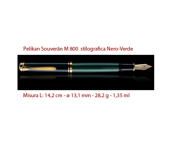 Pelikan stilografica M 800