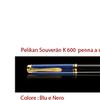 K 600 blu nero