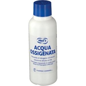 Acqua ossigenata 10 volumi flacone 250 ml