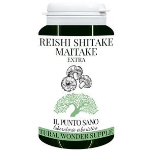 REISHI SHITAKE MAITAKE