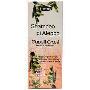 SHAMPOO D'ALEPPO CAPELLI GRASSI