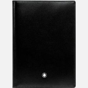 Custodia per passaporto Montblanc Meisterstück MB35285