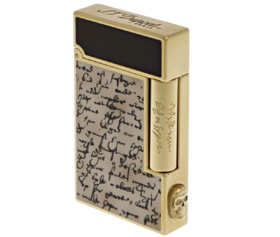 St dupont limited edition shakespeare 2020 open