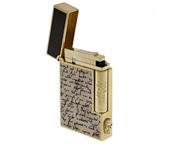 St dupont limited edition shakespeare 2020