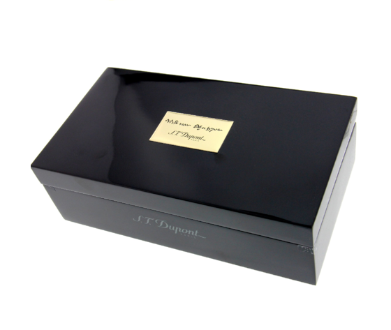 St dupont limited edition shakespeare 2020 box