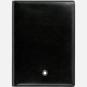 Portafoglio Montblanc Meisterstück verticale 7 scomparti e porta documento d'identità mb35798