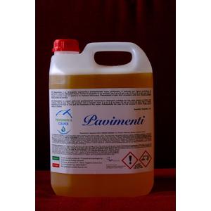 Detergente Pavimenti 5 LT + Detergente Multiuso flacone da 5 LT