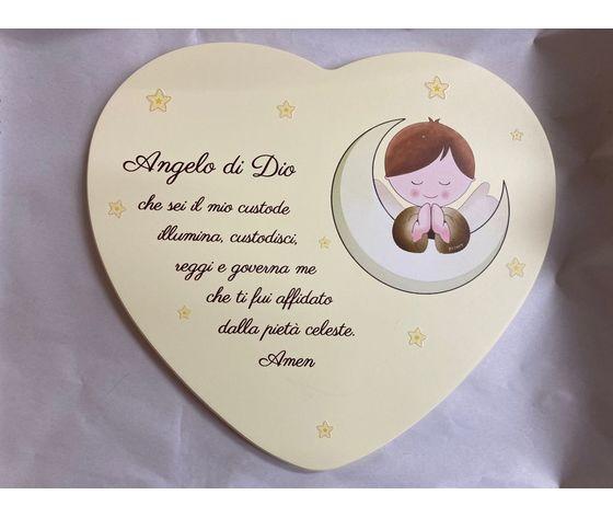 CUORE ANGELO DI DIO PANNA