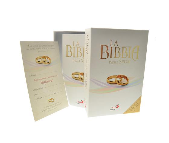 BIBBIA PER GLI SPOSI