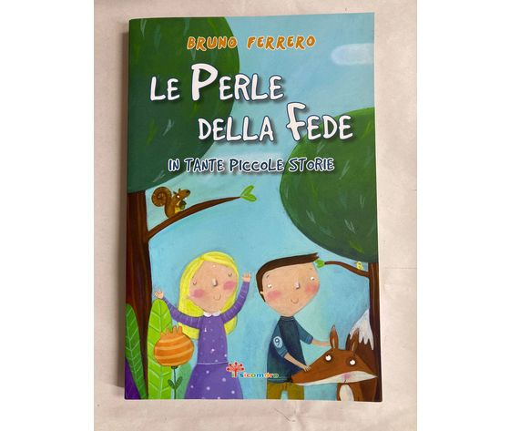 LIBRO LE PERLE DELLA FEDE