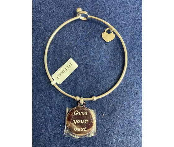 BRACCIALE GIVE YOUR BEST