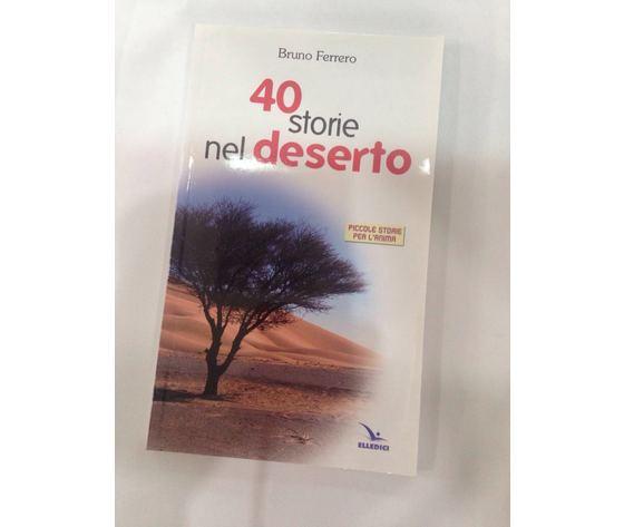 LIBRO 40 STORIE NEL DESERTO