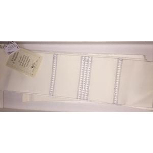 stola misto lana diaconale con gigliuccio