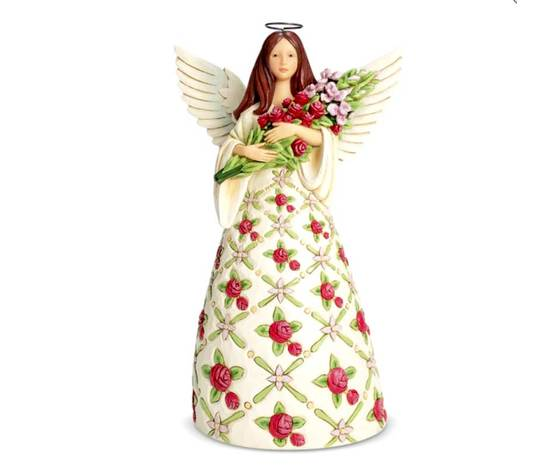 RED ROSES ANGEL