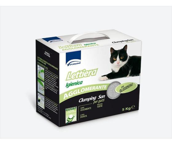 Cane gatto lettiera agglomerante1