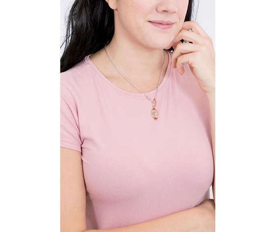 Collana donna gioielli morellato foglia sakh46 77865