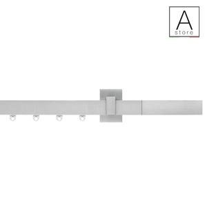 Elissa sistema decorativo moderno per tende d'arredo in alluminio