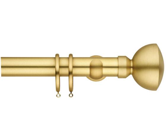 Saturno Scaglioni Bastone in ottone per tende