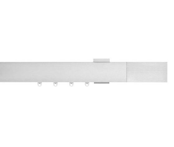 ULISSE Sistema decorativo moderno per tende d'arredo in alluminio